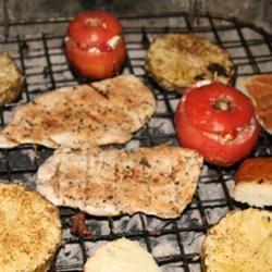 Grilled Feta Tomatoes AZ