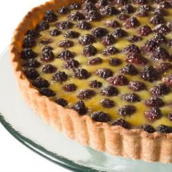 Berry Custard Pie Lea Conner
