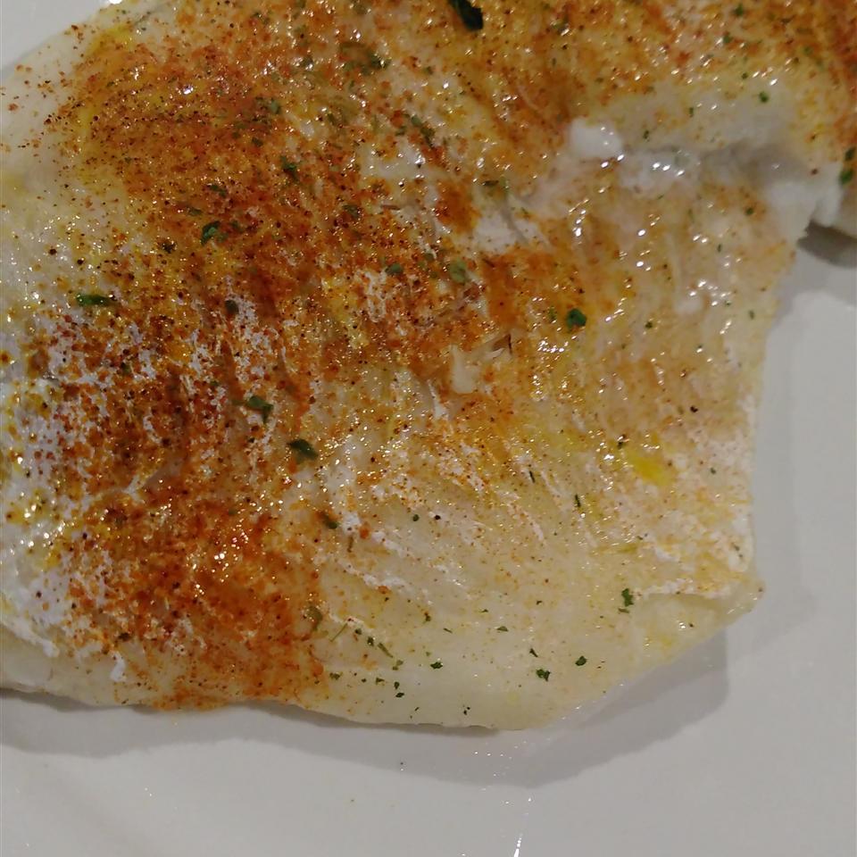 Baked Fish Fillets Bren
