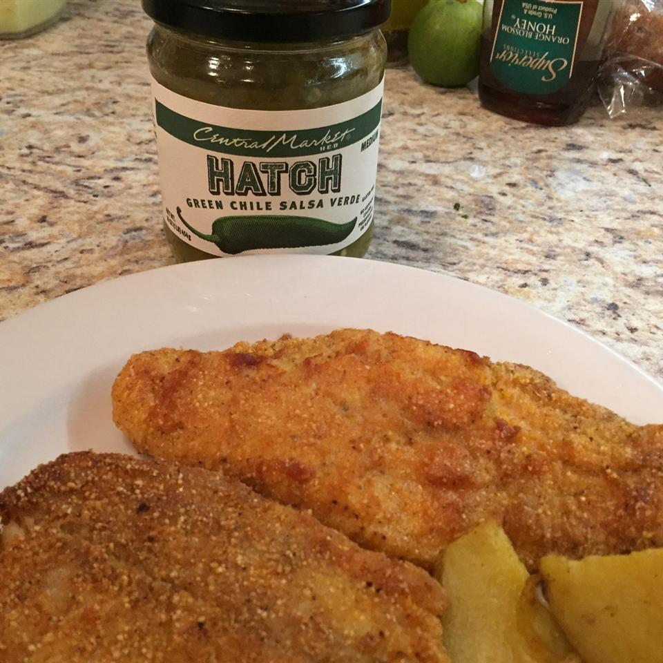 Southern-Style Oven-Fried Catfish lfleur