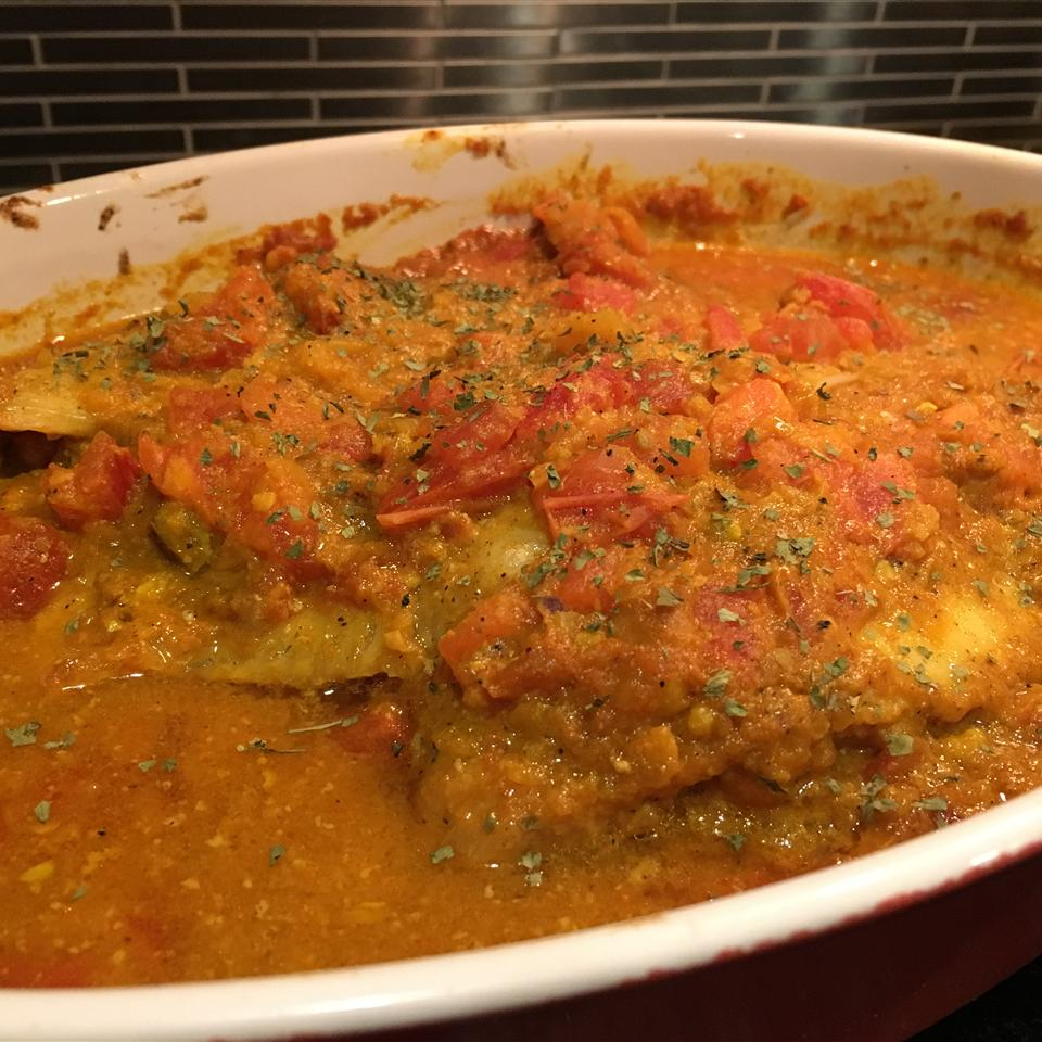 Indian Fish Curry Yaasmiyn