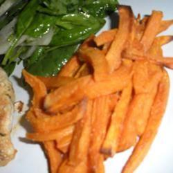 Carolyn's Sweet Potato Fries
