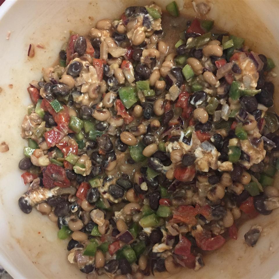 Black-Eyed Pea Salad II Sandy Tsuruda