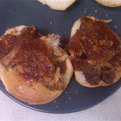 Barbeque Pork Two Ways Spunky