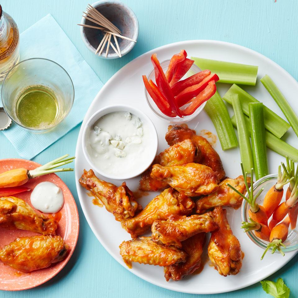 Soy-Lime Baked Buffalo Wings EatingWell Test Kitchen