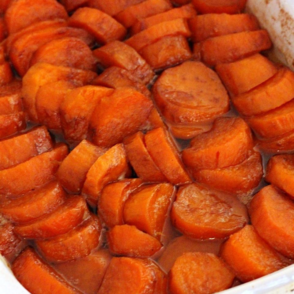 Classic Candied Sweet Potatoes Recipe Allrecipes