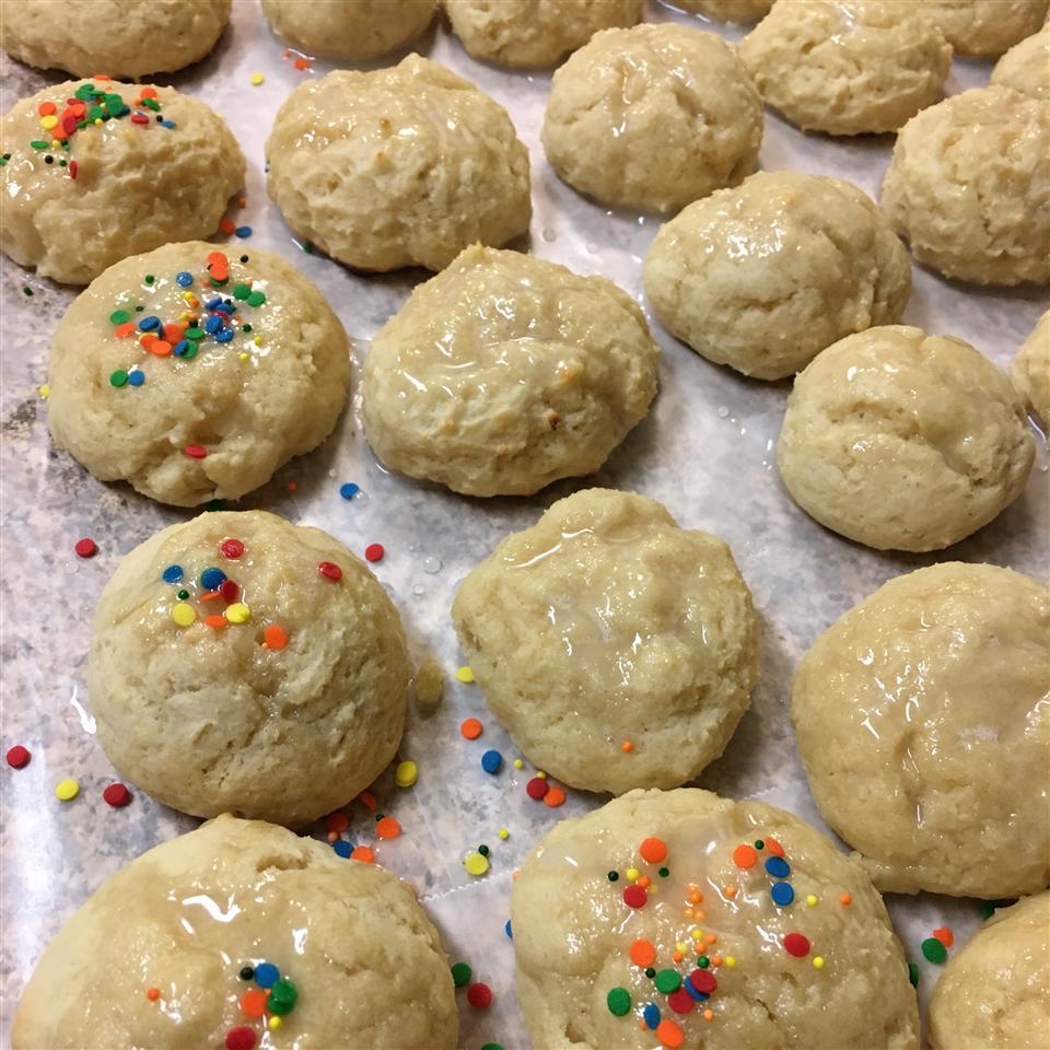 Ricotta Cookies II ally mcmurren