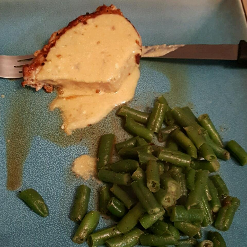 Pork Chops with Sweet Mustard Sauce Joseph Mack
