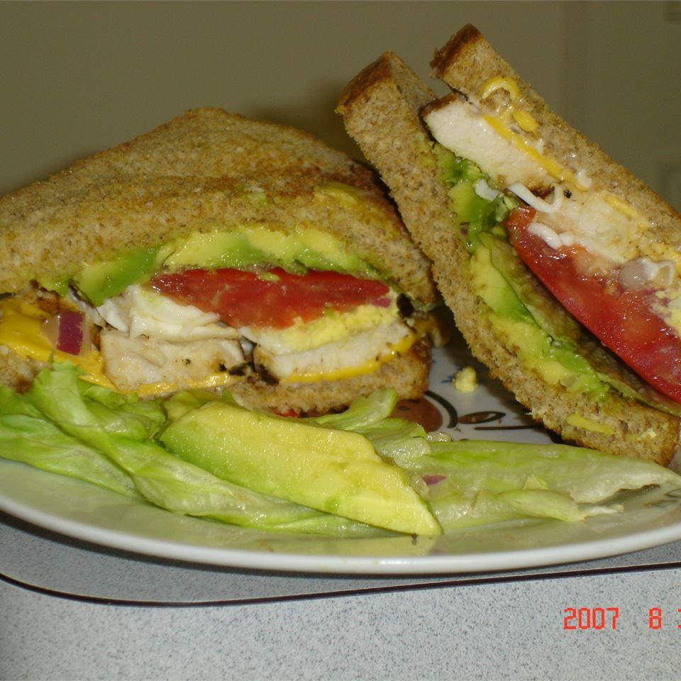 Cobb Sandwich