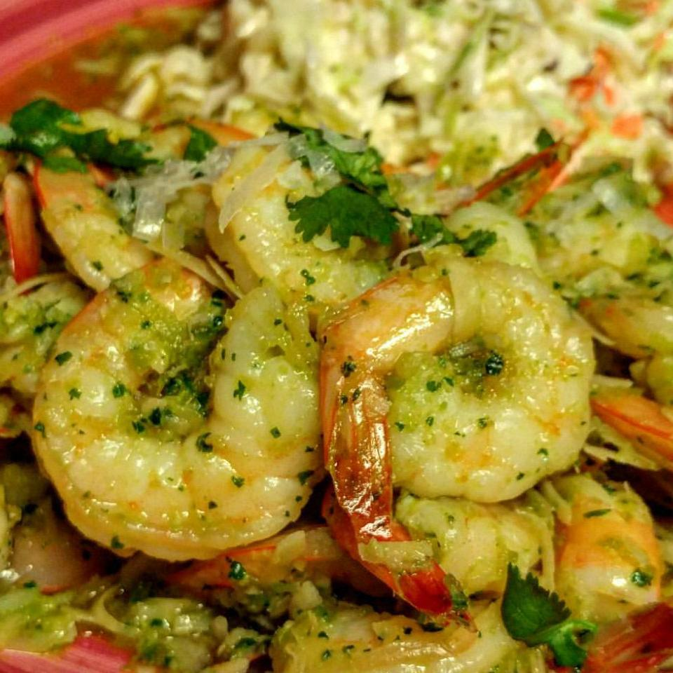 Spicy Coconut and Lime Grilled Shrimp Lisa Weston