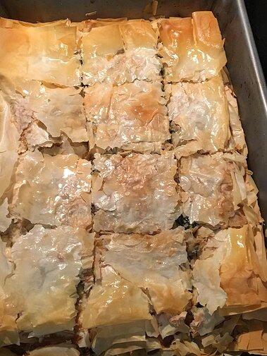 Homemade Spanakopita Recipe Allrecipes