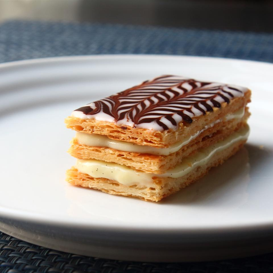 Mille Feuille (Napoleon Pastry Sheets)