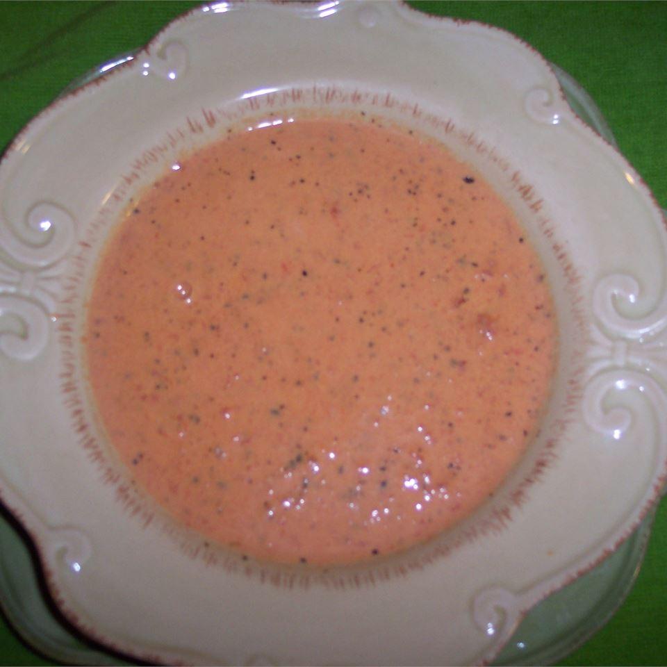 Tomato Bisque I Karen Flores-Perez
