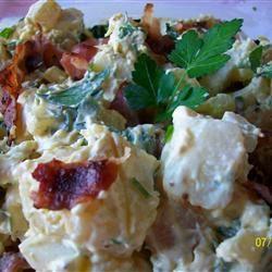 Red Skinned Potato Salad Montana