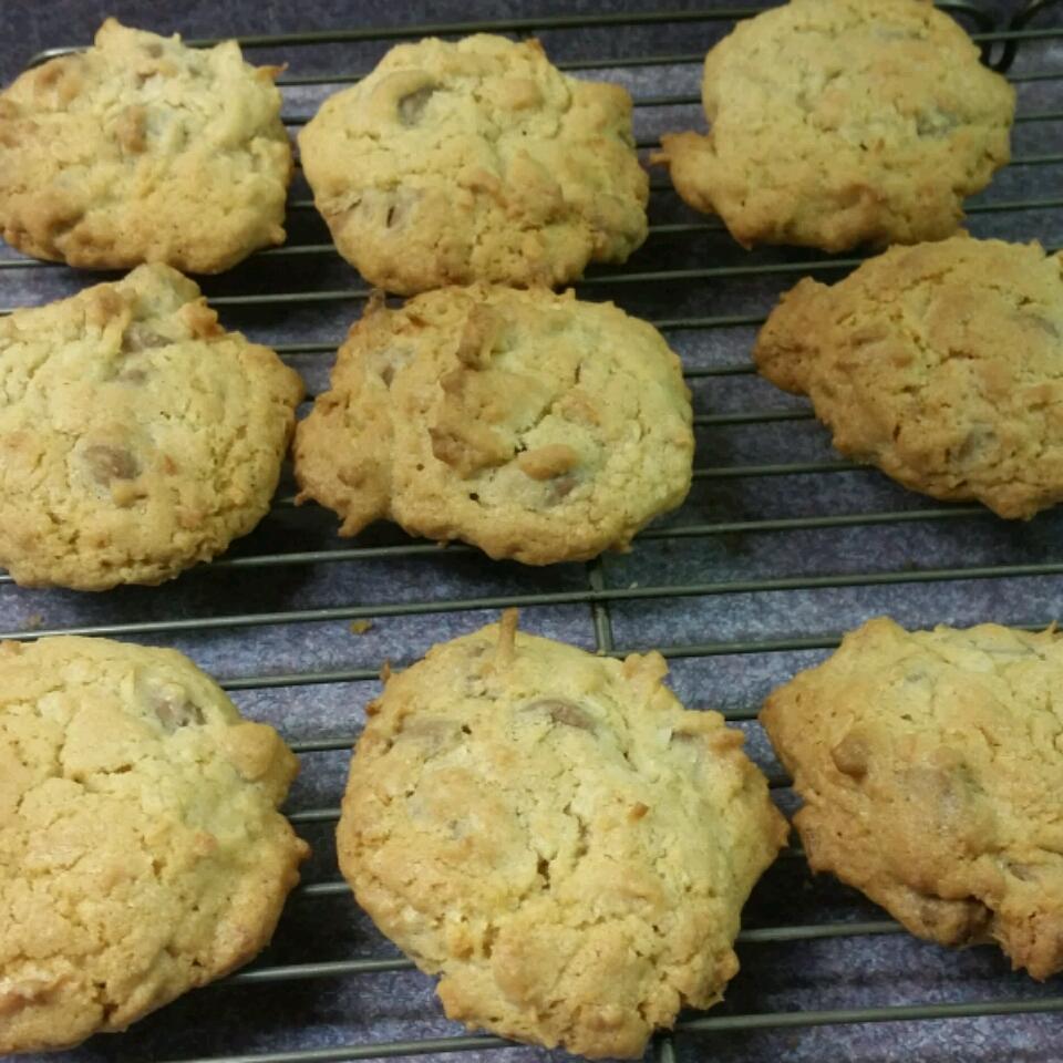 Coconut Joy Cookies CookinBug
