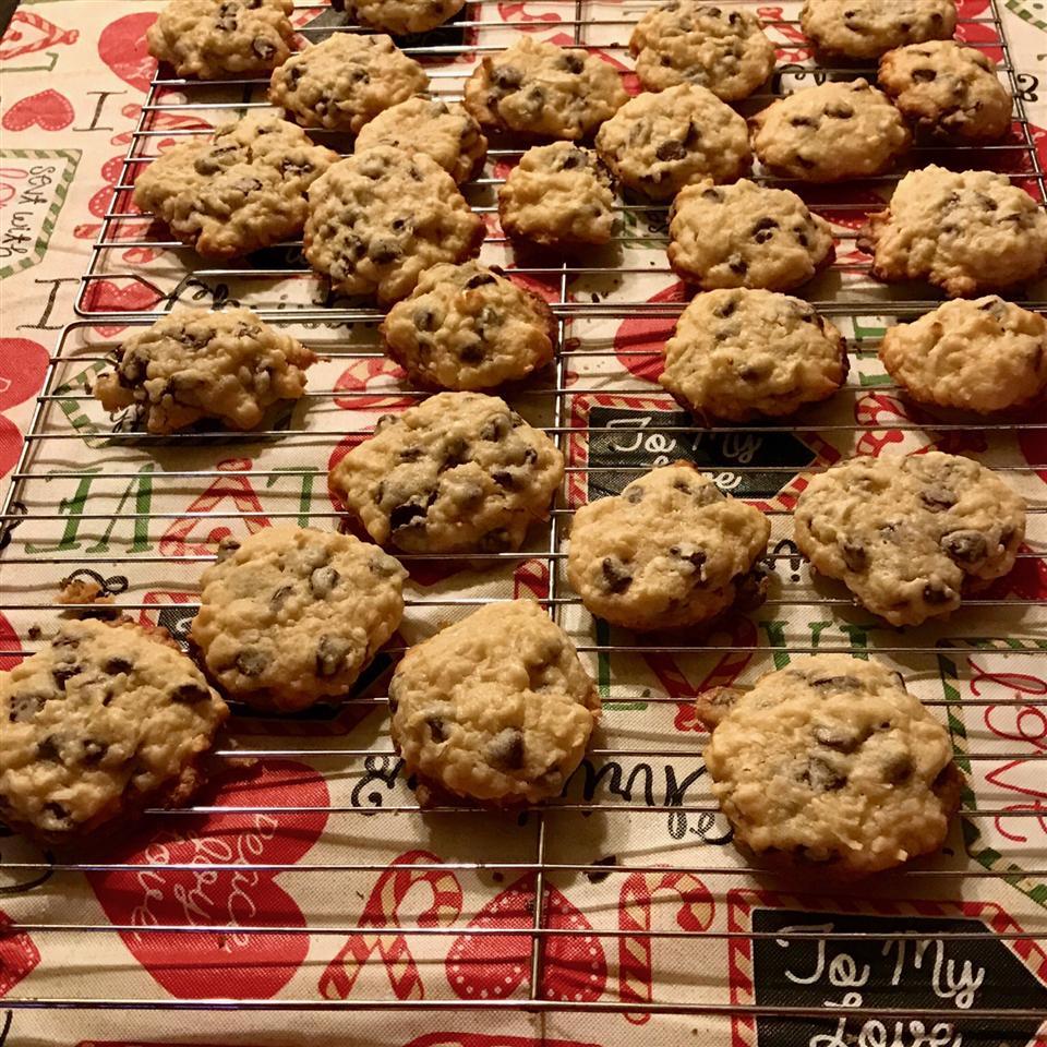Chococonut Chip Cookies Trenton Duane Dawkins