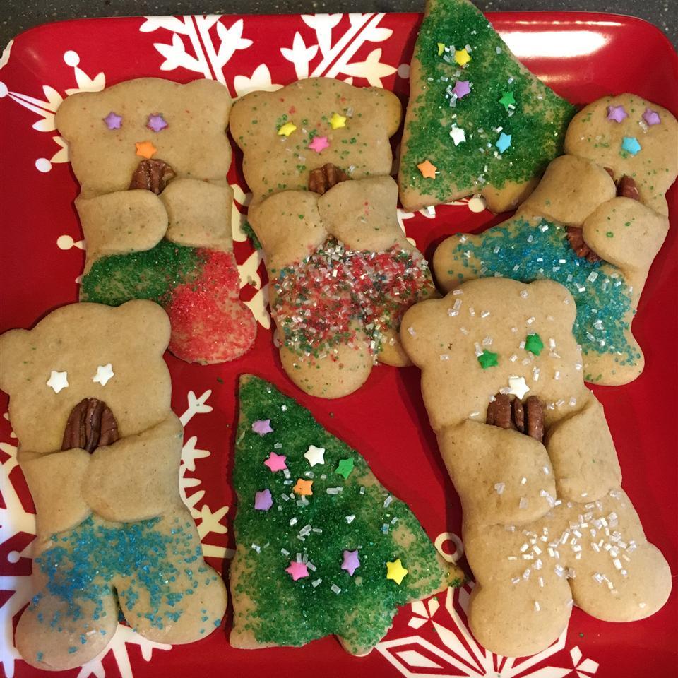 Brown Sugar Cookies I Harmony Fenne
