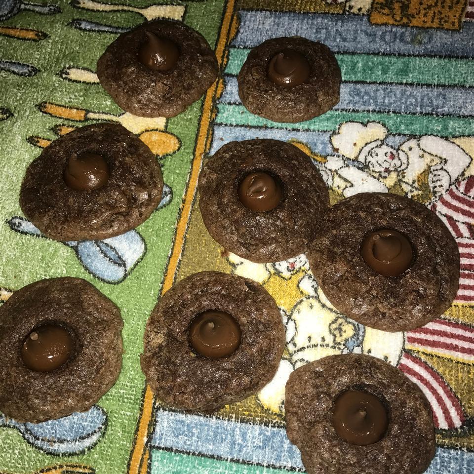 Jeanne's Chocolate Kiss Cookies Trenton Duane Dawkins
