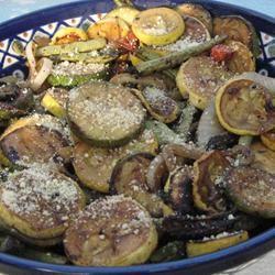 Smoky Grilled Vegetables Diane Boggs Colbert