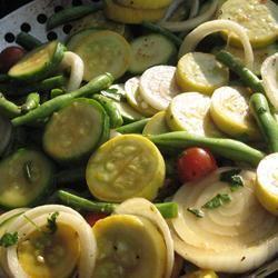 Smoky Grilled Vegetables Tim Bond