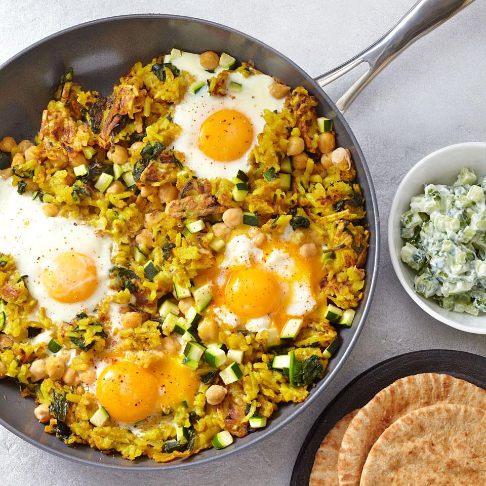 Chickpea & Potato Hash EatingWell Test Kitchen