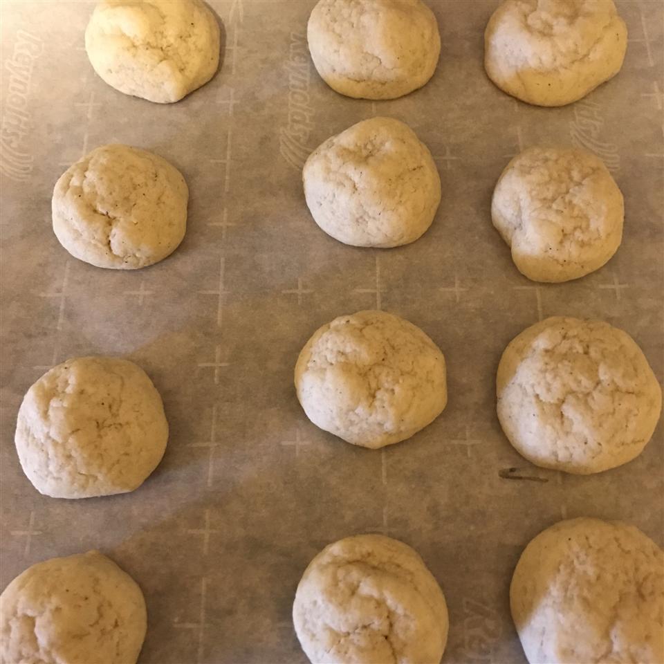 Jen's Almond Cardamom Cookies KateRN