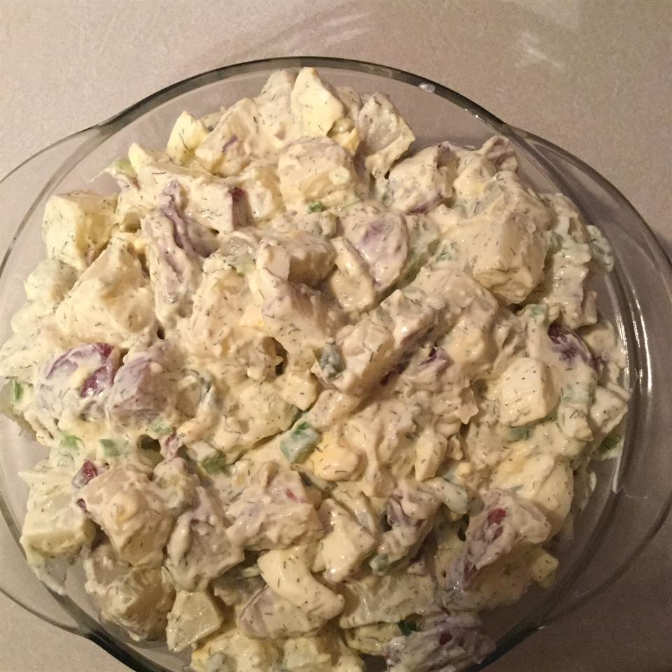 Red Potato Salad Dwight Benningfield
