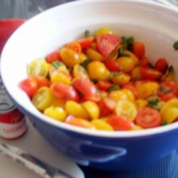 Summer Tomato Salad Jessie S.