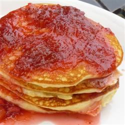 Fluffy Canadian Pancakes Grumpy's Honeybunch