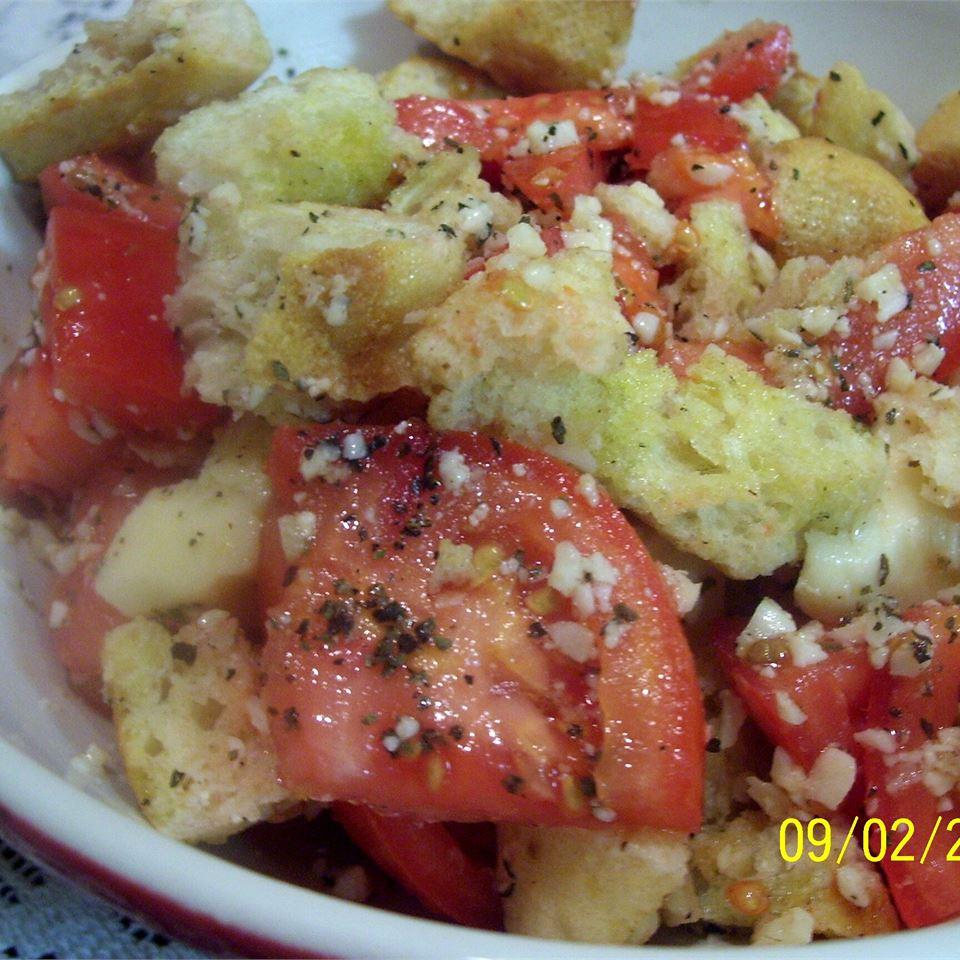 Panzanella Salad mommymeggy