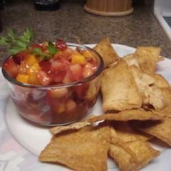 Mango-Strawberry Salsa MisAlyss22