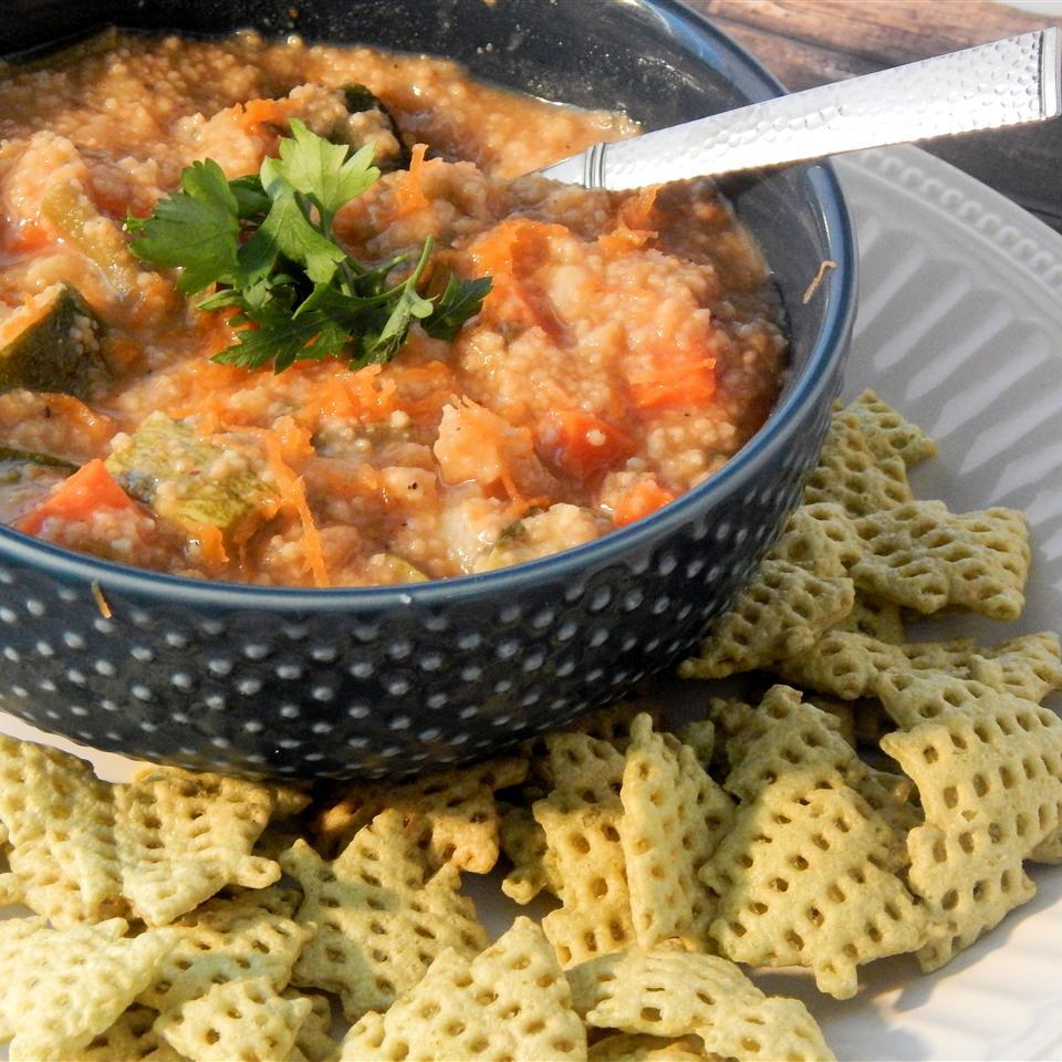 Tunisian Soup Linda T