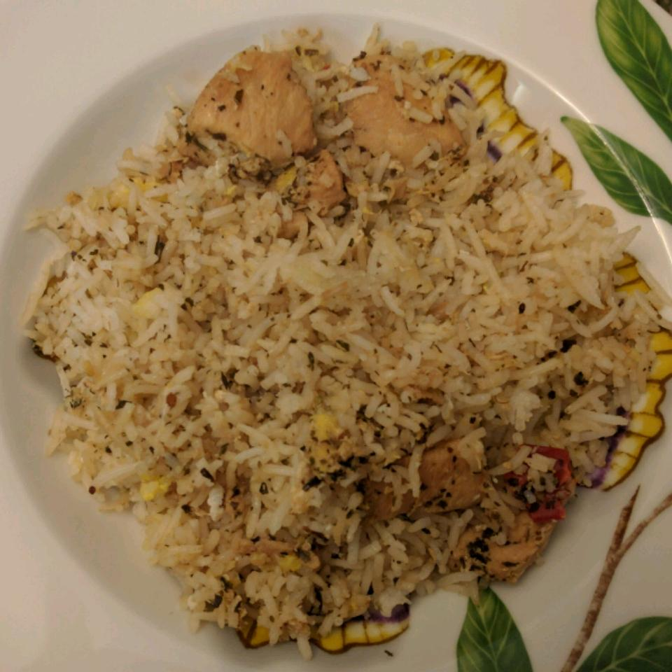 Easy and Spicy Thai Basil Chicken with Egg WifeandChef
