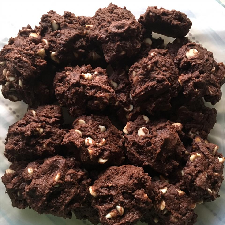 Double Coco Double Chocolate Chip Cookies (a twist on Toll House® cookies) supernoahsmomma