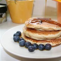 Fluffy Canadian Pancakes Melwin Antony
