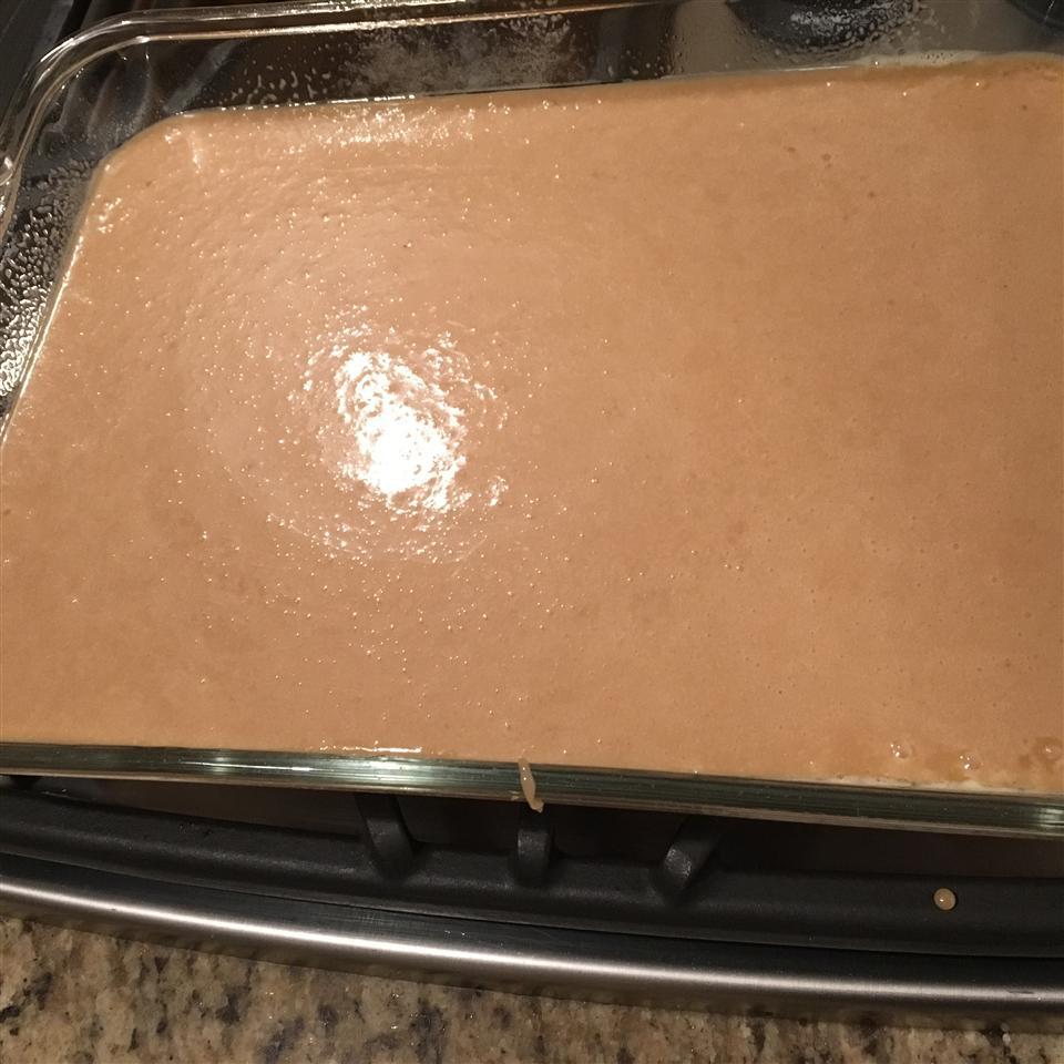 My Grandma's Peanut Butter Fudge