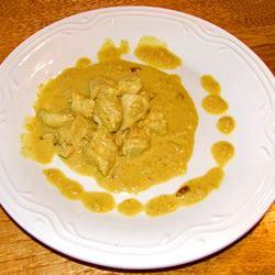 Chicken Papadoris Lesley