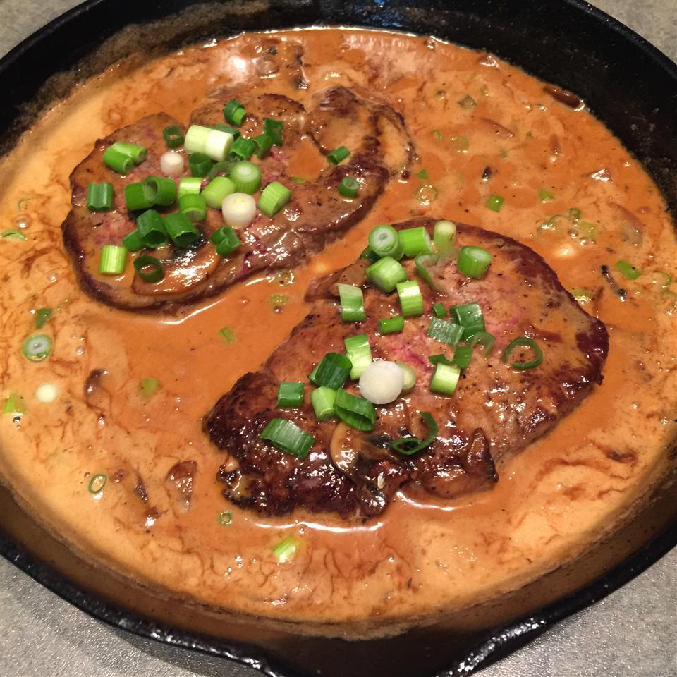 Chef John's Steak Diane Rob Thomson
