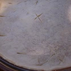 Mom's Pie Crust pomplemousse