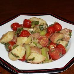 Mediterranean Red Potato Salad MOLLE888