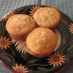 Lemon Poppy Seed Bread Denise