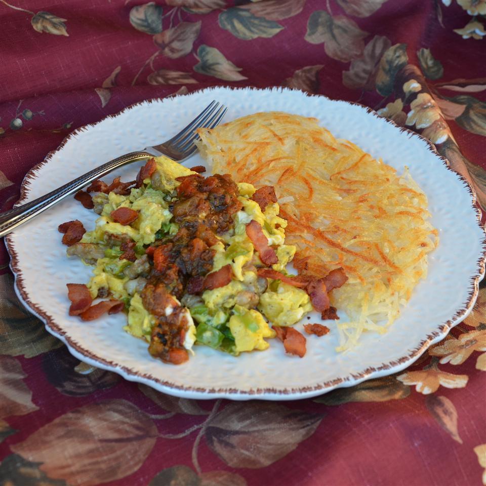 Waffle House® Breakfast Wannabe