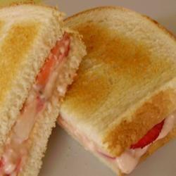 Berry Good Sandwich Christina