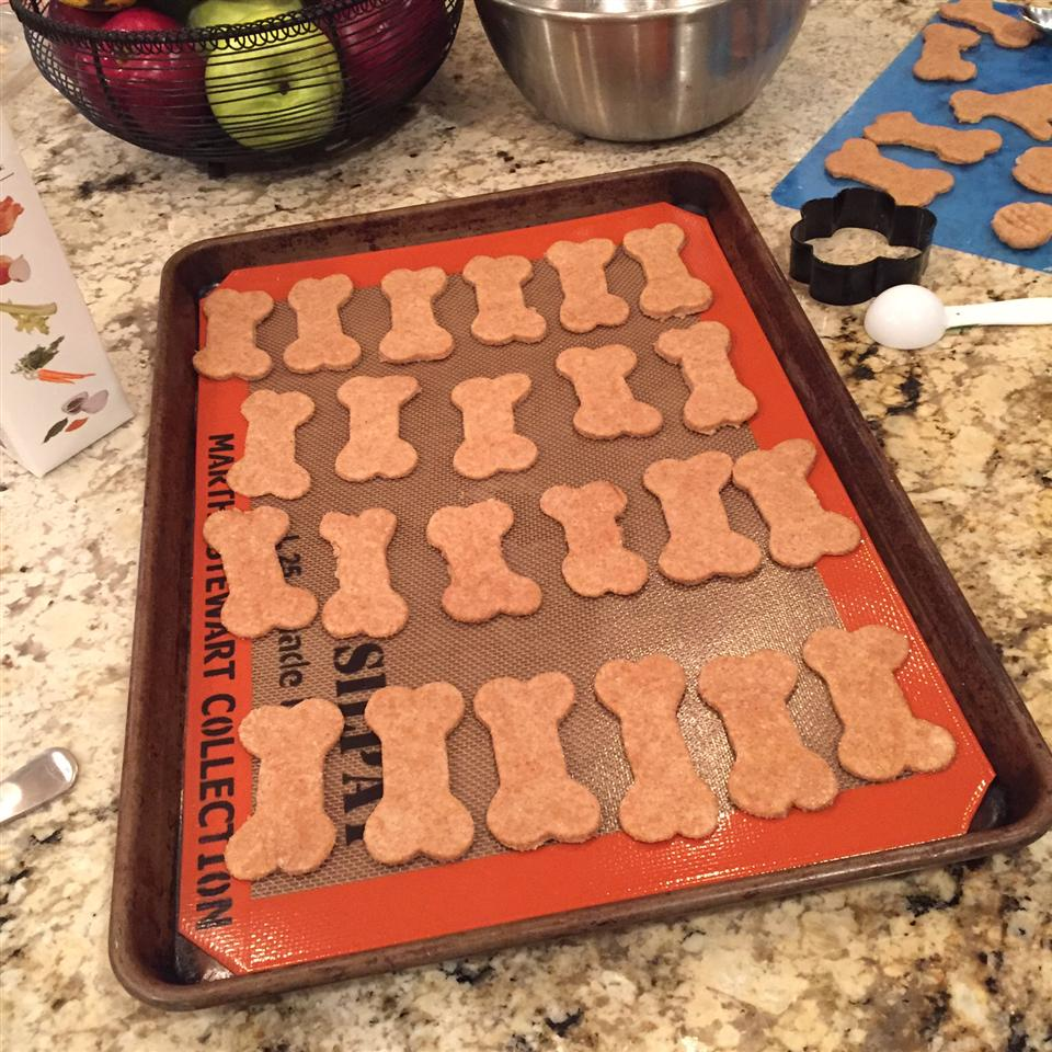 The Best Doggy Biscuits! RJ
