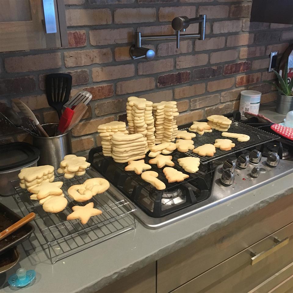 The Best Rolled Sugar Cookies Bakerdude