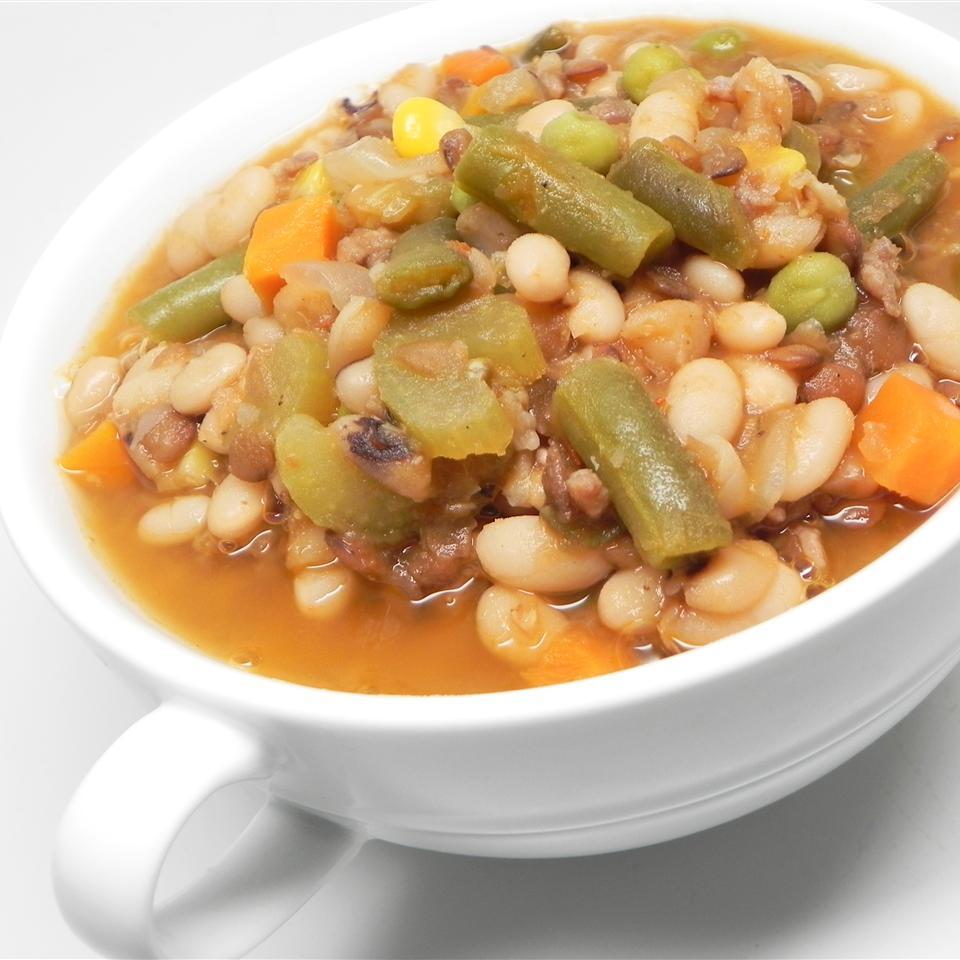 Fifteen Bean Soup