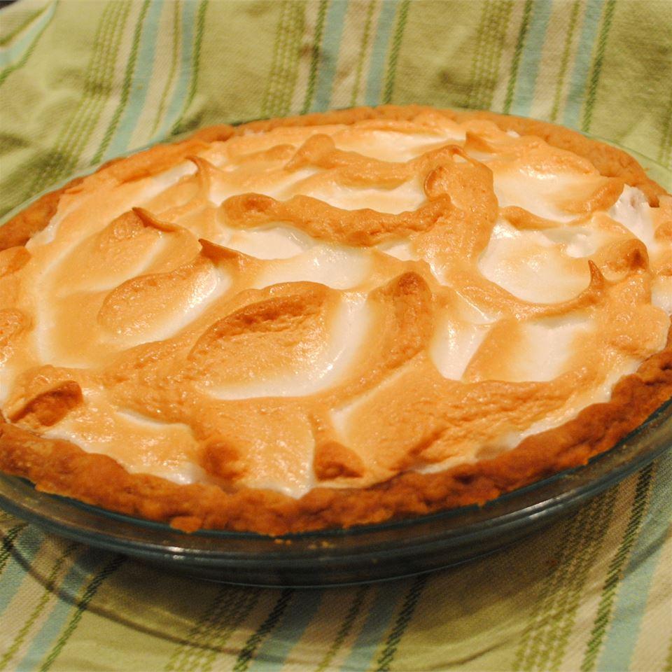 Lemon Blueberry Pie Pam Ziegler Lutz