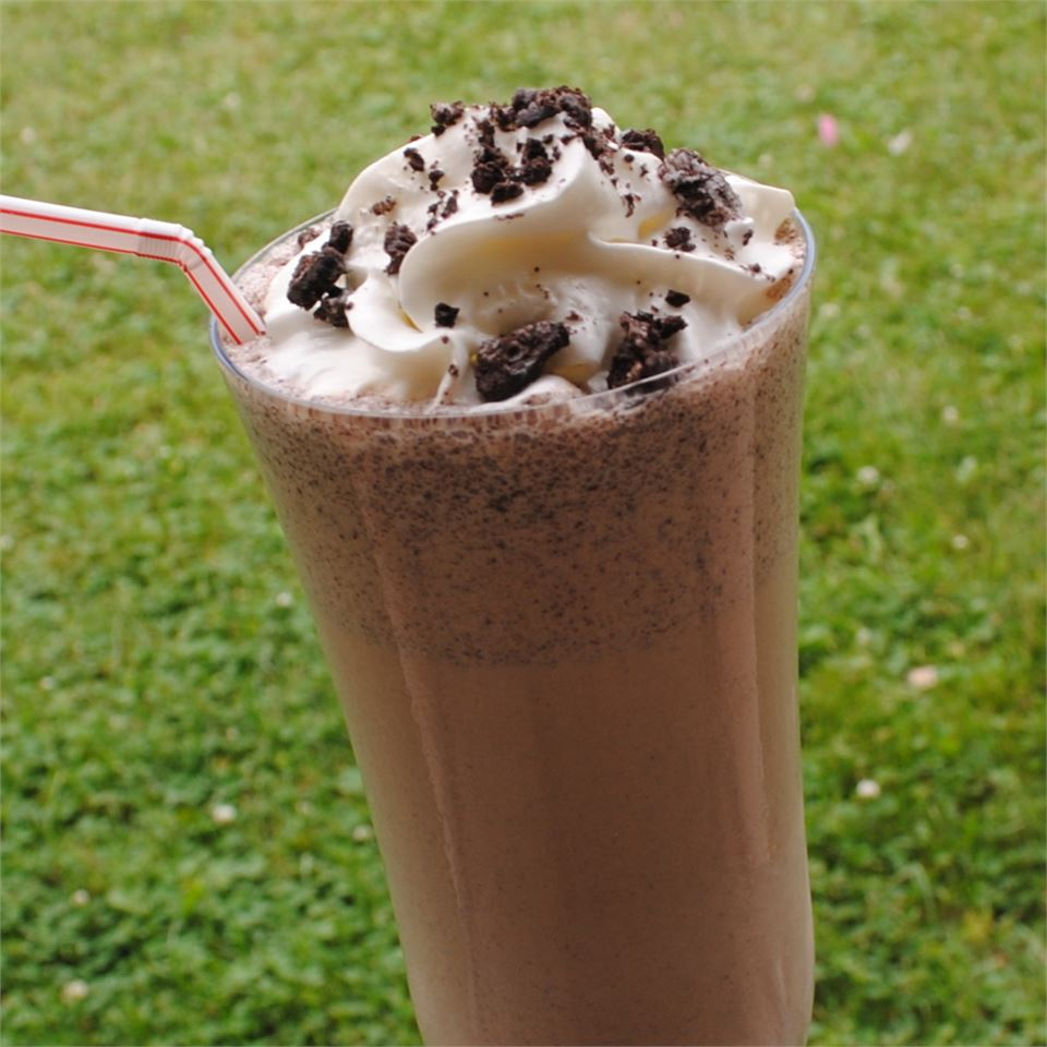 Cold Cocoa Smoothie