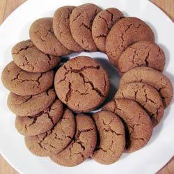 Big Soft Ginger Cookies Katie206