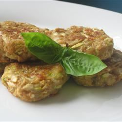 "Connie's Zucchini ""Crab"" Cakes Fit&Healthy Mom"